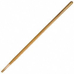 Shovel Handle, Straight, 48 In., Wood