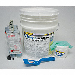 Urethane, Concrete Mix, Refill Kit