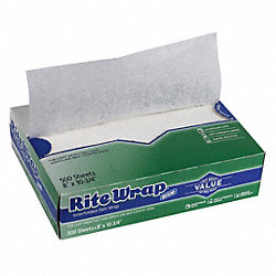 Deli Papers, 8 x 10.75 In, PK 6000