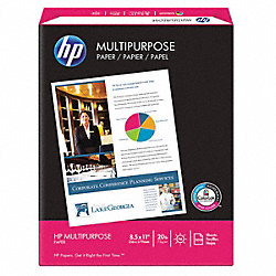 Multi Paper, 8-1/2 x 11 In, White, PK 500