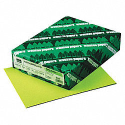 Multi Paper, 8-1/2 x 11 In, Green, PK 500