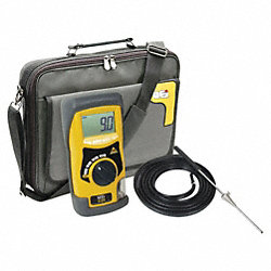 Portable Combustion Meter, CO/CO2