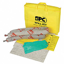 Spill Kit, 30 gal., Maintenance