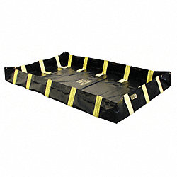 Collapsible Wall Containment Berm, 748gal