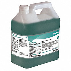 Neutral Disinfectant Cleaner, Fresh, PK 2
