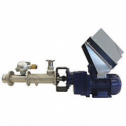 Progressive Cavity Pump, SS, 1/4 HP, 115VAC