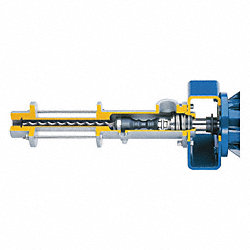 Progressive Cavity Pump, SS, 1773rpm