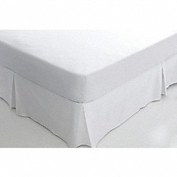 Mattress Pad, Size Full, PK 6