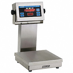 Checkweigher Scale, SS Pltfrm, 25 lb. Cap.