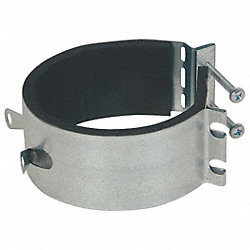 Mounting Clamp, 4 In Duct