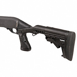Adjustable Stock, Fits Mossberg 12 Gauge