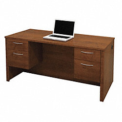 Executive Desk, Tuscany Brown