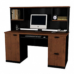 Workstation, Tuscany Brown/Black