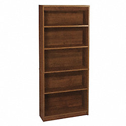 Standard Bookcase, Tuscany Brown