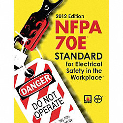 NFPA 70E Std Elec Safety, 2012, PB