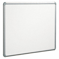 Magnetic Dry Erase Board, White, 4x4