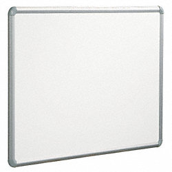 Magnetic Dry Erase Board, White, 4x8