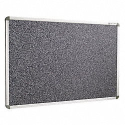 Bulletin Board, RubberTak, Black