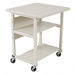 All Purpose Printer Stand, Gray