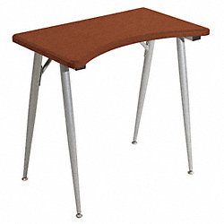 Conference Room Printer Table, Cherry
