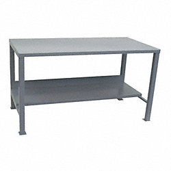 Fi x ed Workbench, 48W x 24D x 35In H