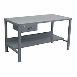Fi x ed Workbench, 72W x 30D x 35In H
