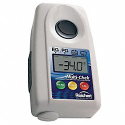 Digital Refractometer, Accuracy 0.3 Deg.