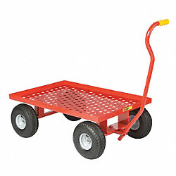 Wagon Truck With 5th Wheel, 24 In. W