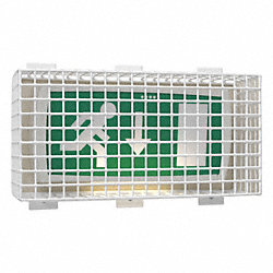 Wire Guard, 8-3/4 x 17-3/4 x 5 In.