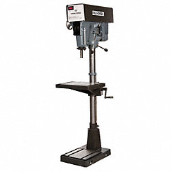 VS Floor Drill Press, 15 In