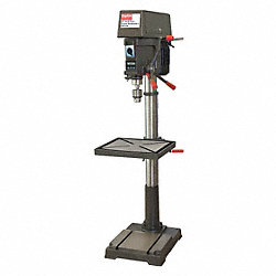 3 Phase Drill Press, 20 In