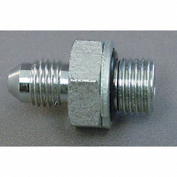 Adapter, Metric to JIC, 1-5/16-12, M27X2