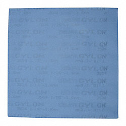 Gasket Sheet, 30 x30 In, PTFE w/Glass, Blue