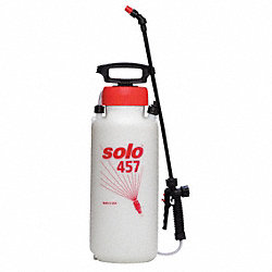 Handheld Sprayer, HDPE, 3 gal.