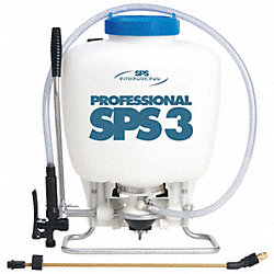 Backpack Sprayer, 4 gal., HDPE