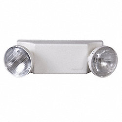 Emerg Light, 9W, 4-3/4In H, 17-1/2In L