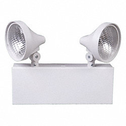 Emerg. Light, 9W, 9-1/8In H, 12-1/4In L, 5In