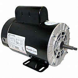 Pool Pump Motor, 5 HP, 3450 RPM, 230VAC