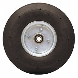 Tubeless Wheel, 10 In, 440 lb