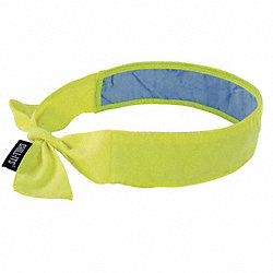 Cooling Bandana, One Size, Lime
