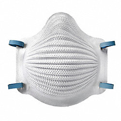 Disposable Respirator, N95, M/L, PK 10