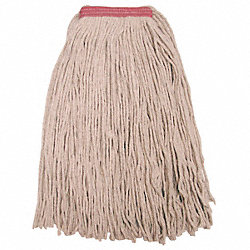 Mop, Wet, 16 oz, Natural