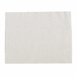 Dispenser Napkin, White, 1/8 Fold, PK 6000