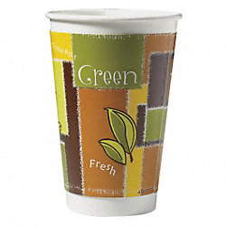 Disposable Cup, 16 oz., PK 495