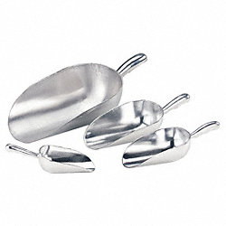 Aluminum Scoop, 85 oz.