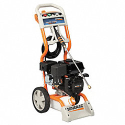 Gas Pressure Washer, Cold Water, 2700 PSI