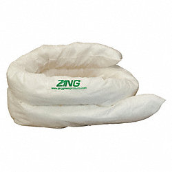 Absorbent Sock, 21 gal., 120 In. L, PK 4