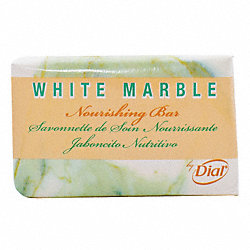 Bar Soap, #3/4, Fresh, PK 1000