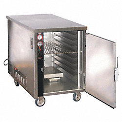 Food Cart, Insltd Moist Hold, Half Size