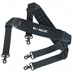 Shoulder Strap, Padded, Neoprene, Black